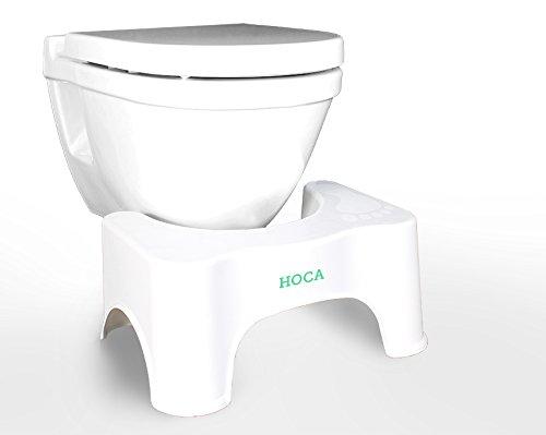 Toilettenhocker: Einfaches Mittel gegen Verstopfungen